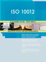 ISO 10012 A Complete Guide - 2019 Edition