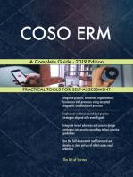 COSO ERM A Complete Guide - 2019 Edition
