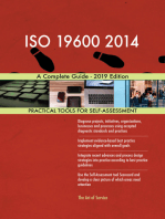 ISO 19600 2014 A Complete Guide - 2019 Edition