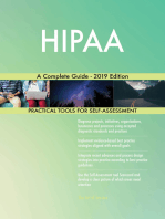 HIPAA A Complete Guide - 2019 Edition