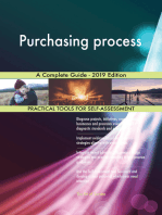 Purchasing process A Complete Guide - 2019 Edition