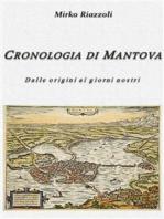 Cronologia di Mantova Dalla fondazione ai giorni nostri