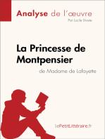 La Princesse de Montpensier de Madame de Lafayette (Analyse de l'oeuvre)