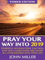 Pray Your Way Into 2019 (Power Edition)