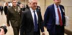 Former Defense Secretary Hagel On Mattis