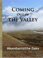 Coming Out of the Valley