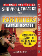 Ultimate Unofficial Survival Tactics for Fortnite Battle Royale
