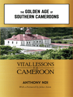 The Golden Age of Southern Cameroons