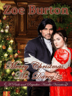 Merry Christmas, Mr. Darcy!