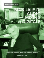 Manuale di Audio Mixing Digitale