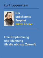 Der unbekannte Prophet Jakob Lorber