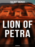 Lion of Petra (Unabridged)