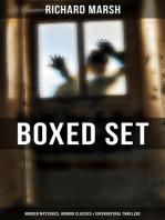 RICHARD MARSH Boxed Set