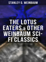 The Lotus Eaters & Other Weinbaum Sci-Fi Classics