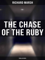 The Chase of the Ruby (Thriller Novel)