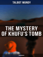 The Mystery of Khufu's Tomb (Unabridged)