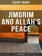Jimgrim and Allah's Peace (Spy Thriller)