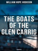 The Boats of the Glen Carrig (Unabridged)