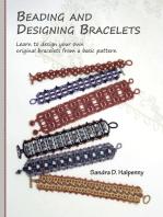 Beading and Designing Bracelets