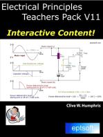 Electrical Principles Teachers Pack V11