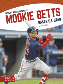 Mookie Betts: Baseball Star