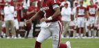 Oklahoma's Kyler Murray Looks To Shake Off A Cold And Alabama's Daunting Defense