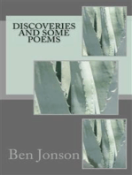 Doiscoveries and some poems