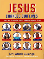 Jesus Changed Our Lives