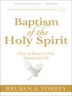 Baptism of the Holy Spirit
