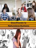 Descifrando la Naturaleza Humana