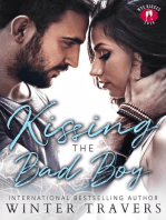 Kissing the Bad Boy