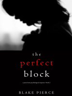 The Perfect Block (A Jessie Hunt Psychological Suspense Thriller—Book Two)