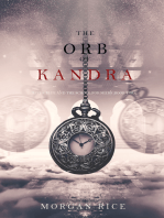 The Orb of Kandra (Oliver Blue and the School for Seers—Book Two)