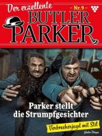 Der exzellente Butler Parker 9 – Kriminalroman