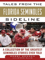 Tales from the Florida State Seminoles Sideline
