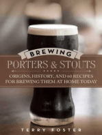 Brewing Porters and Stouts