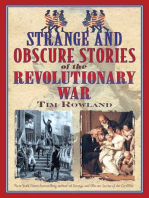 Strange and Obscure Stories of the Revolutionary War