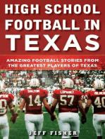 High School Football in Texas