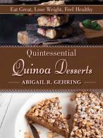 Quintessential Quinoa Desserts