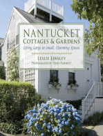 Nantucket Cottages and Gardens
