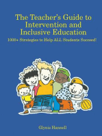 The Teacher's Guide to Intervention and Inclusive Education