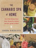 The Cannabis Spa at Home