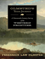 Olmsted's Texas Journey