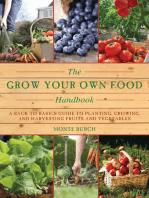 The Grow Your Own Food Handbook
