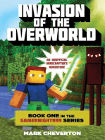 Invasion of the Overworld: Book One in the Gameknight999 Series: An Unofficial Minecrafters Adventure