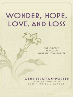 Wonder, Hope, Love, and Loss