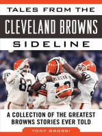 Tales from the Cleveland Browns Sideline