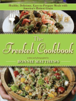 The Freekeh Cookbook