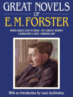 Great Novels of E. M. Forster