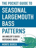 The Pocket Guide to Seasonal Largemouth Bass Patterns